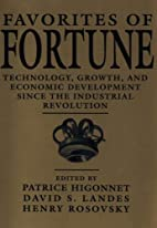 Favorites of Fortune: Technology, Growth,…