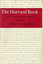 The Harvard Book: Selections fom Three…