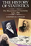 Stigler, Stephen M.: The History of Statistics: The Measurement of Uncertainty Before 1900