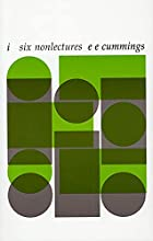 i--six nonlectures (Charles Eliot Norton…