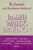 Emerson, Ralph Waldo: Journals and Miscellaneous Notebooks.