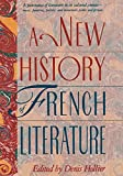Hollier, Denis: A New History of French Literature