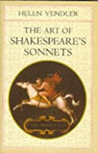 The Art of Shakespeare's Sonnets by…