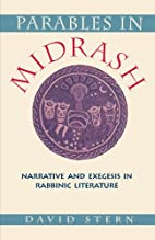 Parables in Midrash: Narrative and Exegesis…