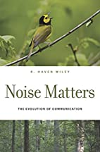 Noise Matters: The Evolution of…