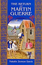 The Return of Martin Guerre by Natalie Zemon…