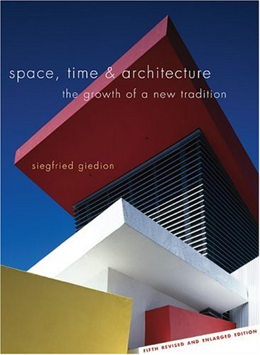 space-time-and-architecture-the-growth-of-a-new-tradition-5th-revised-and-enlarged-edition