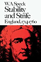 Stability and Strife: England 1714-1760 by…