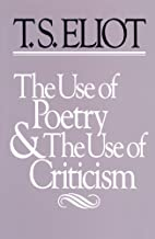 The Use of Poetry and the Use of Criticism…
