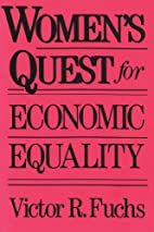 Women's quest for economic equality by…