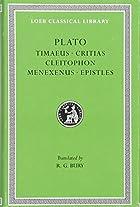 Plato: Timaeus, Critias, Cleitophon,…