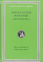 Argonautica (Loeb Classical Library) by…