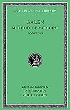 Method of medicine by Galen