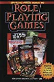 Timothy Brown: Official Price Guide to Role Playing Games