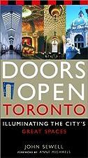 Doors Open Toronto: Illuminating the City's…