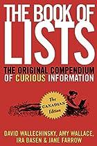 The book of lists: the original compendium…