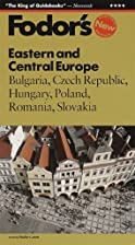 Fodor's Eastern and Central Europe by…