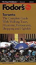 Fodor's Toronto by Fodor's