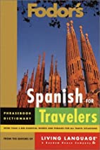 Spanish for Travelers by Living Language