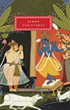 Hindu Scriptures by R. C. Zaehner