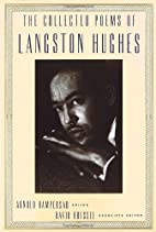 The Collected Poems of Langston Hughes by…