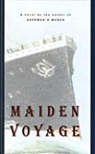 Maiden Voyage by Cynthia Bass
