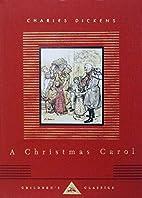 A Christmas Carol (Everyman's Library…