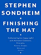 Finishing the Hat: Collected Lyrics…