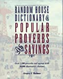 Titelman, Gregory: Random House Dictionary of Popular Proverbs &amp; Sayings