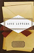 Love Letters by Peter Washington