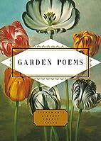 Garden Poems: Pocket Poets (Everyman's…
