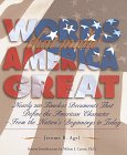 Agel, Jerome: The Words That Make America Great