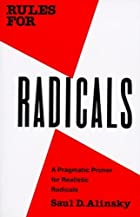 Rules for Radicals (Vintage) by Saul Alinsky
