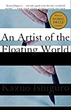 An Artist of the Floating World by Kazuo…