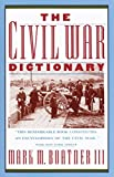 Boatner, Mark Mayo: The Civil War Dictionary