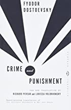 Crime and Punishment by Fedor Mikhaïlovitch…