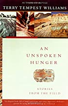An Unspoken Hunger: Stories from the Field…