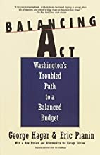 Balancing Act: Washington's Troubled…
