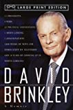 Brinkley, David: David Brinkley