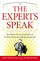 The Experts Speak : The Definitive…