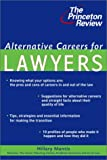 Mantis, Hillary J.: Alternative Careers for Lawyers