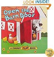 Open the Barn Door (A Chunky Book(R))