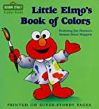 Little Elmo's Book of Colors (Toddler Books)…