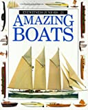 Lincoln, Margarette: Amazing Boats (Eyewitness Junior)