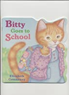 BITTY GOES TO SCHOOL (Pictureback Shapes) by…