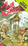 James Lowder: NAME YOUR NIGHTMARE (Unfortunate Fate Book)