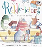 Lewis, J. Patrick: Riddle-Icious (Dragonfly Books)