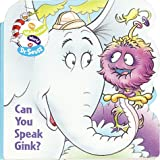 Yee, Josie: Can You Speak Gink? (Wubbulous Chunky Shape Books)