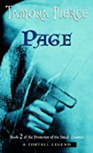 Page by Tamora Pierce