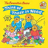 Berenstain, Stan: The Berenstain Bears Think of Those in Need